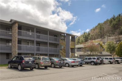 Boone NC Condo/Townhouse For Sale: $124,900