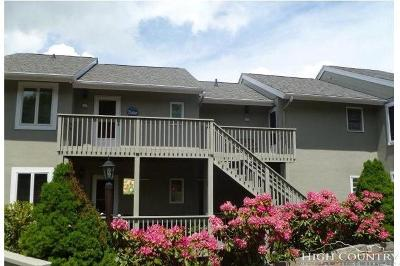 Sugar Mountain Condo/Townhouse For Sale: 538 Shelter Rock Circle #D-3