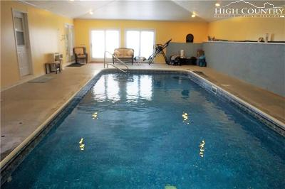 Alexander County, Ashe County, Avery County, Burke County, Caldwell County, Watauga County Single Family Home For Sale: 528 Creekside Meadows Drive