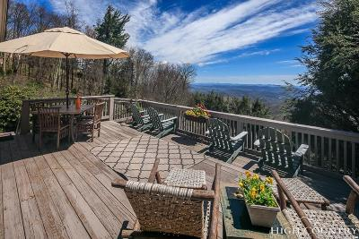 Blowing Rock Single Family Home For Sale: 434 Green Hill Road