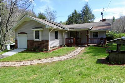 Vilas Single Family Home Under Contract - Don't Show: 848 Joe Shoemaker Road