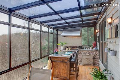 Blowing Rock Single Family Home For Sale: 167 Chandler Lane