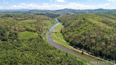 Alexander County, Burke County, Caldwell County, Ashe County, Avery County, Watauga County Residential Lots & Land For Sale: Old Field Creek Road