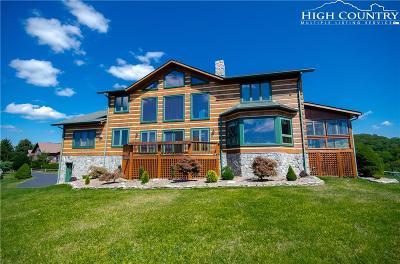 Vilas Single Family Home For Sale: 955 Scenic Drive
