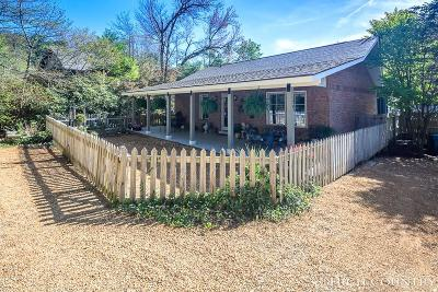 Blowing Rock Single Family Home Under Contract - Show: 175 Maple Street