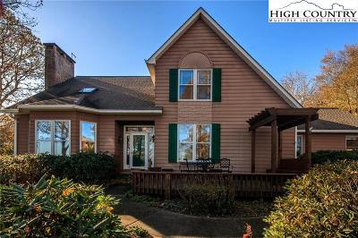 Blowing Rock Single Family Home For Sale: 618 Gorge View Drive