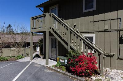 Blowing Rock Condo/Townhouse For Sale: 249 Village Green D-1 #D1