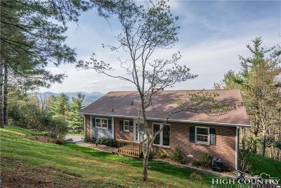 Boone Single Family Home Under Contract - Don't Show: 110 Sorrento Slopes Drive