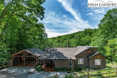 Newland Single Family Home For Sale: 637 Fork Mountain Park Lane