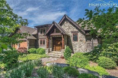 Blowing Rock Single Family Home For Sale: 727 Valley View Road