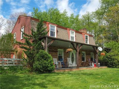 Boone Single Family Home Under Contract - Don't Show: 182 Canterbury Lane