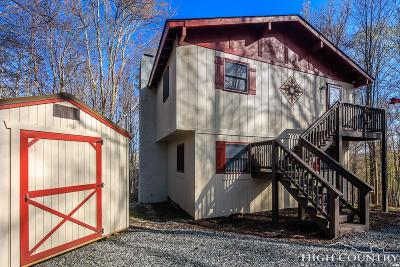 Beech Mountain Single Family Home Under Contract - Show: 106 Overbrook Knoll