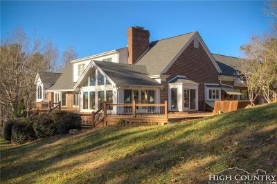 Boone Single Family Home For Sale: 140 Wilson Ridge Road
