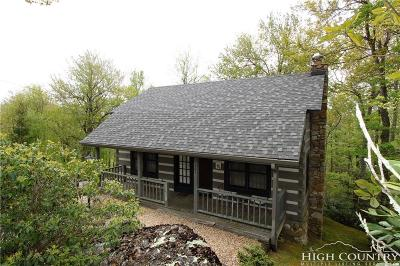 Blowing Rock Single Family Home Under Contract - Show: 301 Brown Mountain Ridge Road