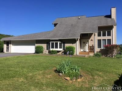West Jefferson Single Family Home For Sale: 206 Megan Lane