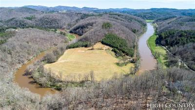 Alexander County, Burke County, Caldwell County, Ashe County, Avery County, Watauga County Residential Lots & Land For Sale: 1122 Scrape Bottom Road