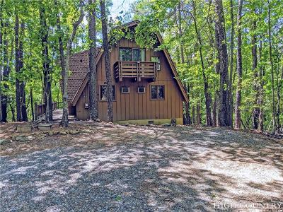 Deep Gap Single Family Home Under Contract - Show: 162 Hickory Knob