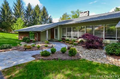 Boone Single Family Home Under Contract - Don't Show: 331 Blairmont Drive