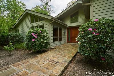 Linville Ridge Single Family Home For Sale: 1149 Vista Way