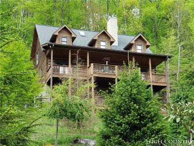 Blowing Rock Single Family Home Under Contract - Show: 115 Hews Circle