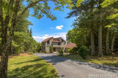 Deep Gap Single Family Home For Sale: 199 Eagle Nest Drive