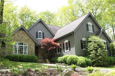 Alexander County, Ashe County, Avery County, Burke County, Caldwell County, Watauga County Single Family Home For Sale: 114 Forbes Way