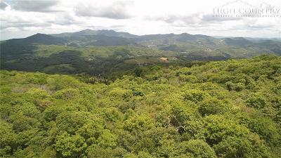 Avery County, Watauga County Residential Lots & Land For Sale: Tbd Elderberry Ridge Road
