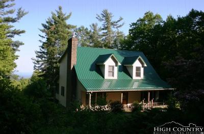 Newland Single Family Home For Sale: 8113 Nc 181