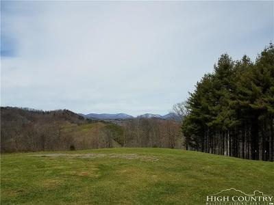 Avery County, Watauga County Residential Lots & Land For Sale: Tbd Stone Wall Lane