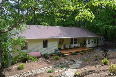 Boone Single Family Home Under Contract - Show: 321 Owens Drive