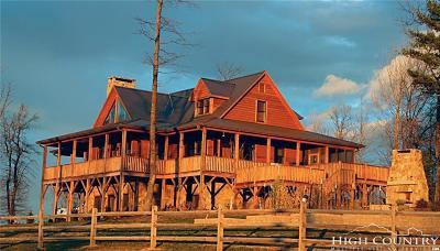 Single Family Home For Sale: 2870 Elk Ridge Road