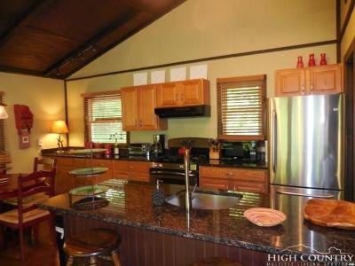 Sugar Mountain Single Family Home For Sale: 361 Forest Run