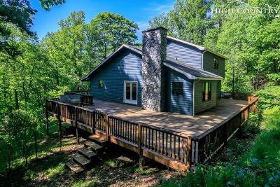 Banner Elk Single Family Home For Sale: 482 Shook Road