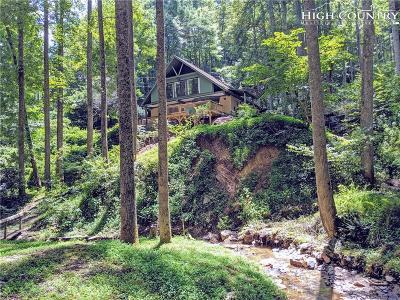 Deep Gap Single Family Home For Sale: 221 Rosenstein Drive