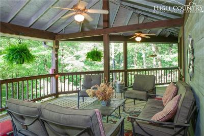 Blowing Rock Single Family Home For Sale: 255 Country Club Lane