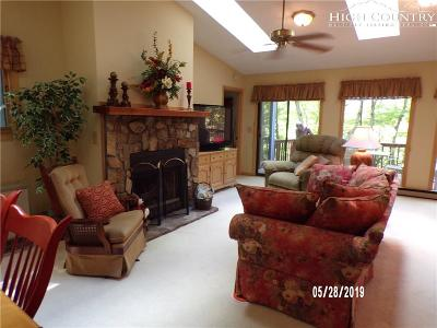 Banner Elk Single Family Home Under Contract - Don't Show: 128 Skyview Lane