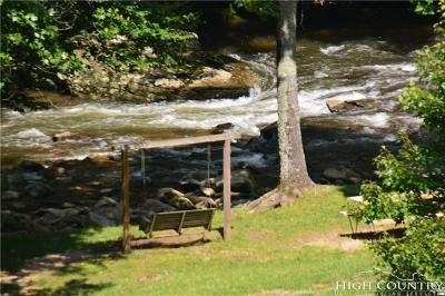 Banner Elk Single Family Home For Sale: 497 River Run Road