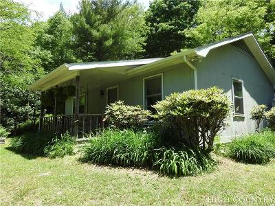 Boone Single Family Home For Sale: 138 Eureka Hills Circle