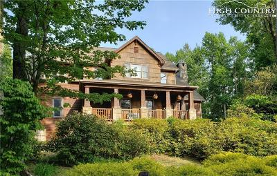 Boone NC Single Family Home Under Contract - Show: $624,900