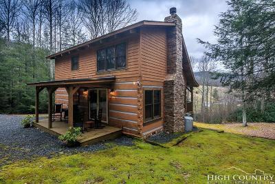 Vilas Single Family Home For Sale: 373 Clyde Cornett Road