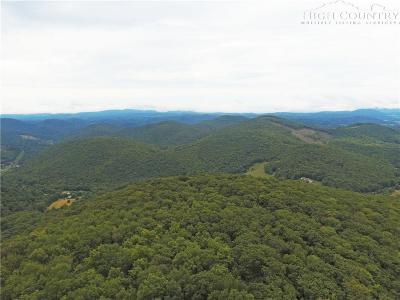 Avery County, Watauga County Residential Lots & Land For Sale: Tbd Ransey Woodring Road