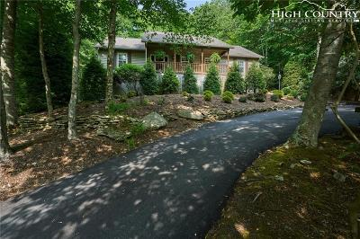 Beech Mountain Single Family Home Under Contract - Show: 178 Hornbeam Road