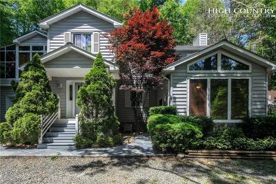 Boone Single Family Home For Sale: 1848 Howards Creek Road