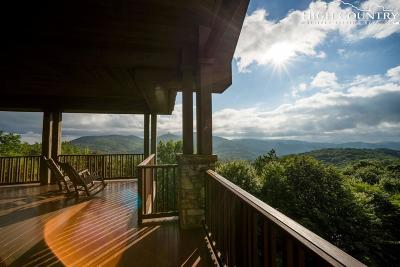 Avery County Single Family Home For Sale: 767 Turks Cap