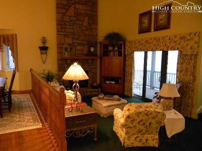 Blowing Rock Condo/Townhouse For Sale: 235 Rippling Brook Way #Sierras
