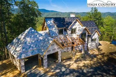 Boone NC Single Family Home For Sale: $899,000