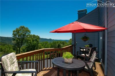 Blowing Rock Condo/Townhouse For Sale: 151 Knob Road #9