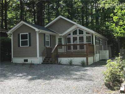 Avery County Single Family Home For Sale: 556 Windridge Road