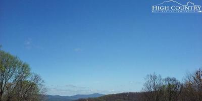 Avery County, Watauga County Residential Lots & Land For Sale: Lot 118 Eagles Nest Road