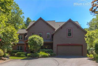 Blowing Rock Single Family Home For Sale: 502 Bishops Ridge Parkway